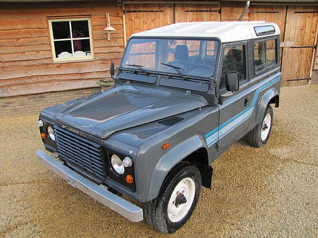 1985 Land Rover Defender 90 For Sale West Chester ...