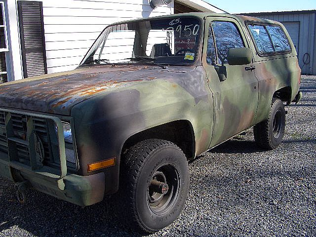 1967  Chevrolet Blazer for sale
