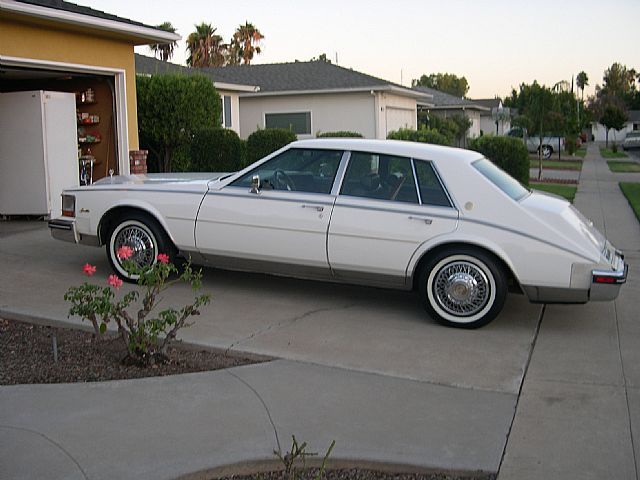 1985 Cadillac Seville For Sale Fresno California