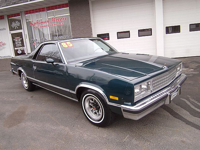 1985 Chevrolet El Camino for sale