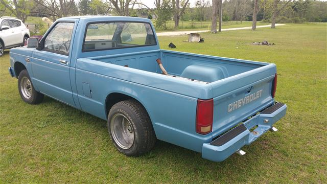 Chevrolet S10 For Sale: Classic S10s | Collector Car Ads
