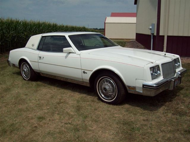 1985 Buick Riveria