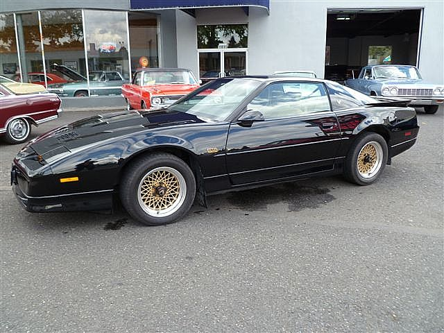 1987 Pontiac Firebird for sale