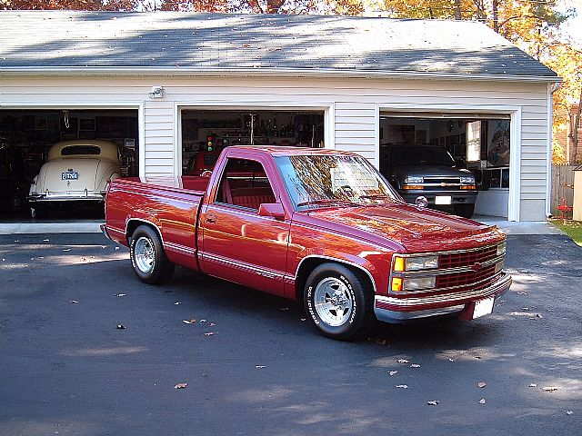 chevy trucks 1990s - photo #12