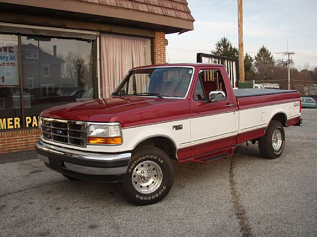 1995 Ford F150 Xlt 4x4 For Sale Kingsville Maryland