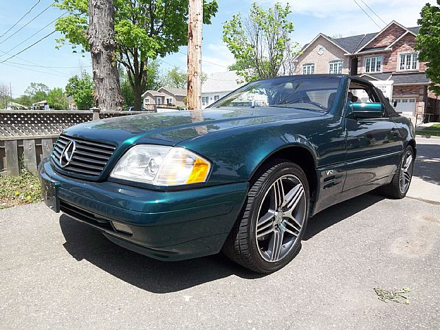 1997 Mercedes SL600 for sale