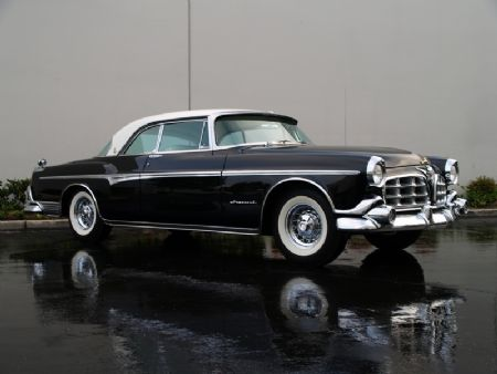 1955 Chrysler Crown Imperial http://www.collectorcarads.com/Chrysler-Imperial/29495