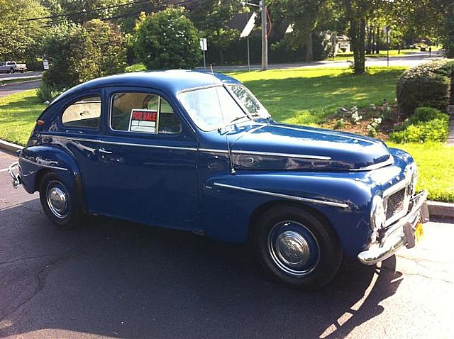 1958 Volvo PV444 for sale