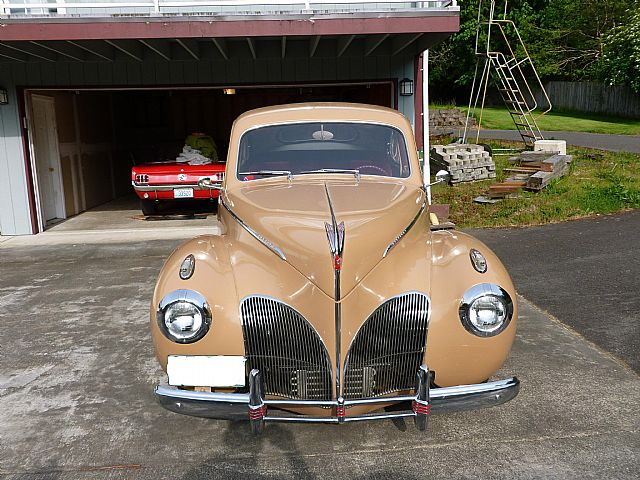 1941 Lincoln Zephyr for sale