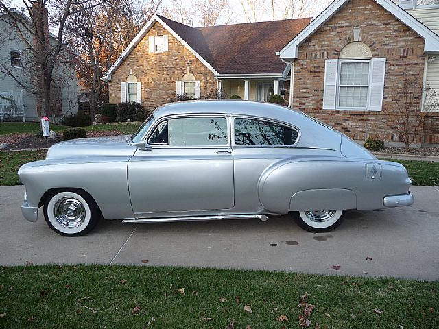 1952 Chevrolet Fleetline for sale