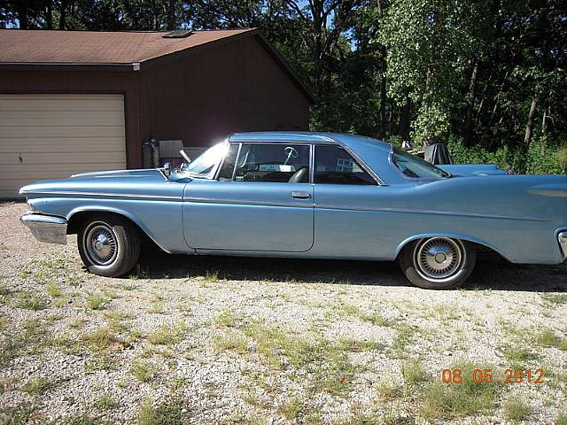 1960 Chrysler Imperial for sale
