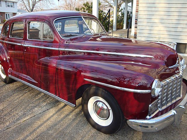 1947 Dodge Deluxe for sale