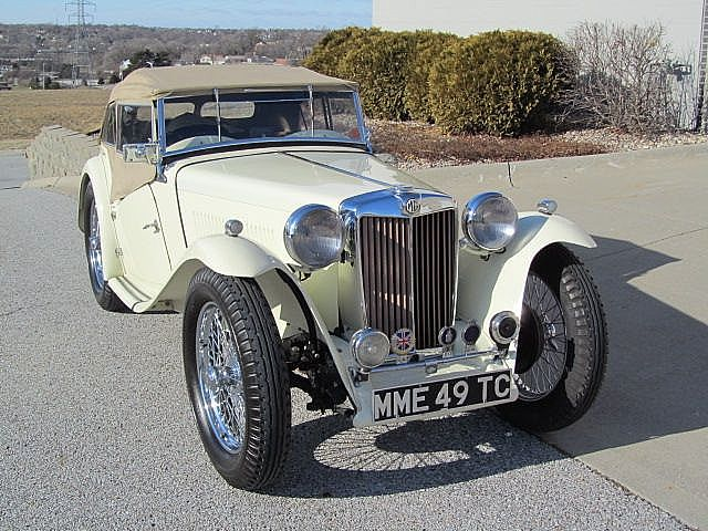 1948 MG TC for sale
