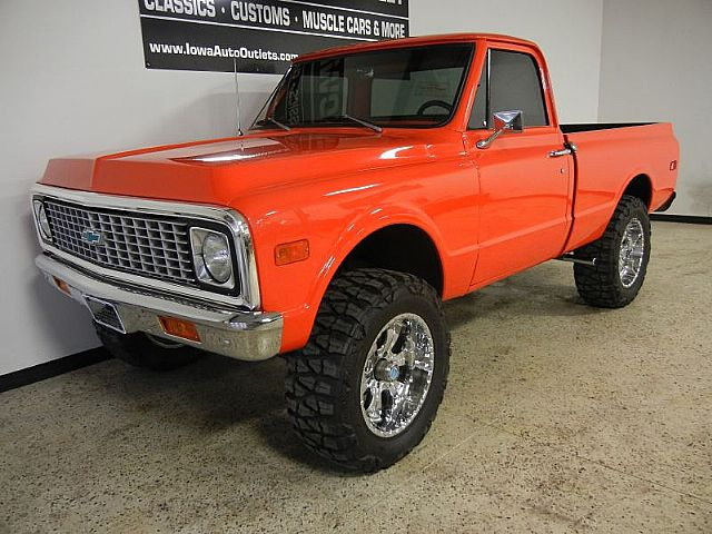 1971 Chevrolet K10 for sale