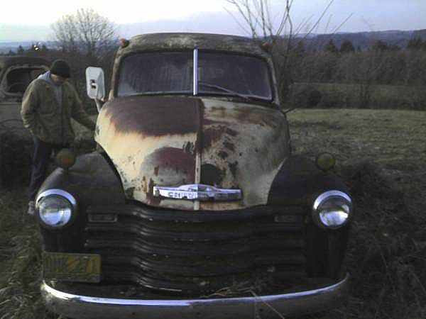 1948 Chevrolet Panel Van for sale