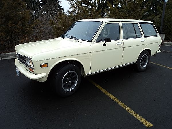 1971 datsun 510 for sale vancouver washington