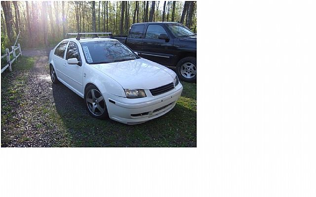 2001 Volkswagen Jetta for sale