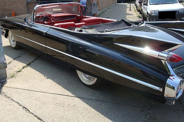 1959 Cadillac Series 62 for sale