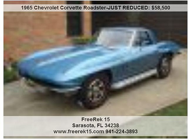 1965 Chevrolet Corvette for sale