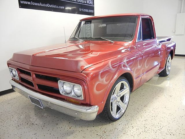 1967 GMC Stepside for sale
