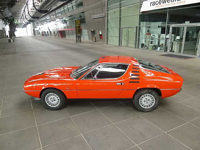 1977 Alfa Romeo Montreal for sale