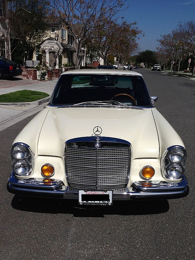 1970 Mercedes 280SE for sale