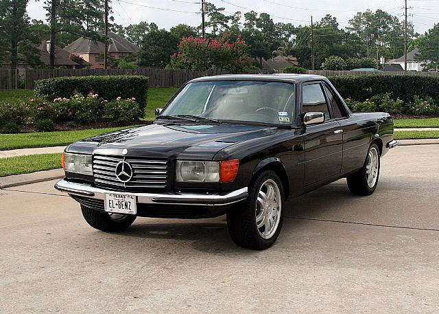 1978 Mercedes 450SEL for sale