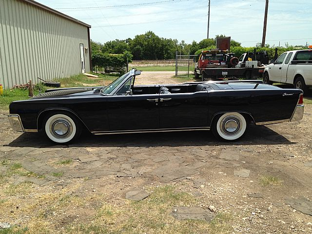 1964 lincoln continental for sale kyle texas. Black Bedroom Furniture Sets. Home Design Ideas
