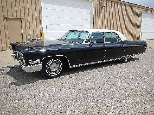 1968 Cadillac Fleetwood for sale