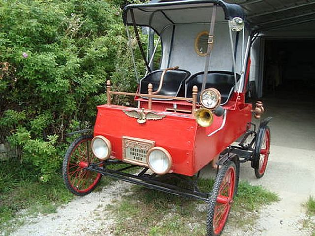 1905 Ford Runabout