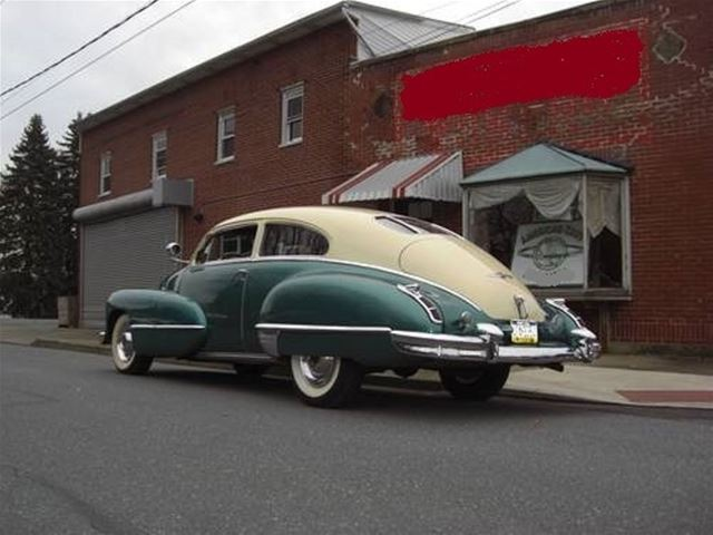 1947 Cadillac 62 for sale