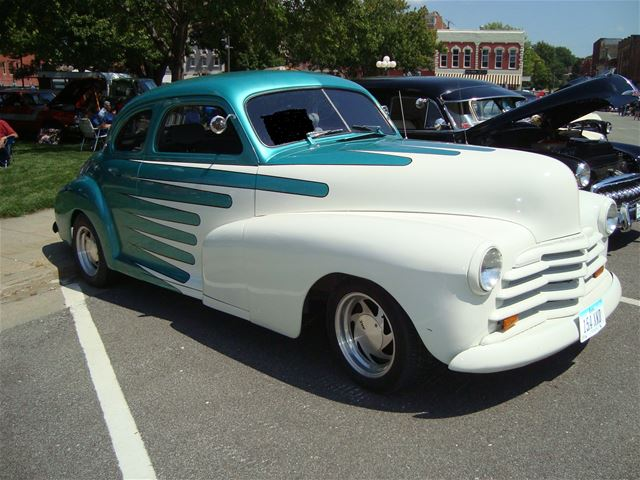 1947 Chevrolet 5-W Sport Coupe