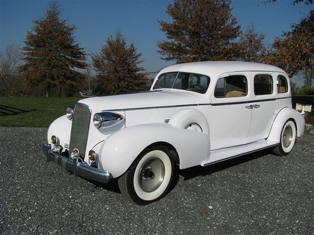 1937 Cadillac 85 for sale