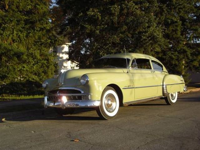 1949 Pontiac Streamliner Sedanette For Sale Iowa
