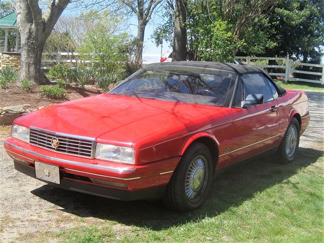 1992 cadillac allante for sale. Cars Review. Best American Auto & Cars Review
