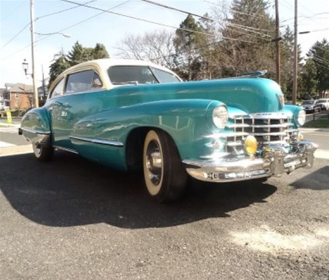 1947 Cadillac 62 Sedanette For Sale , Iowa