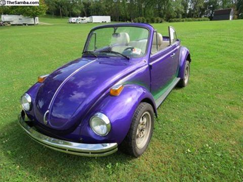 1977 Volkswagen Super Beetle for sale