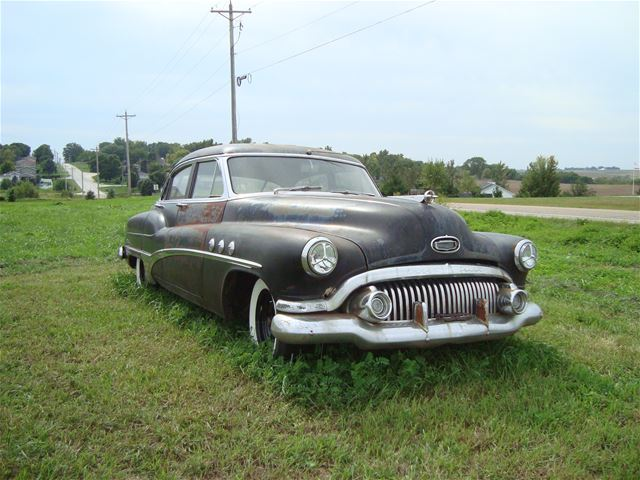 1951 Buick Super for sale