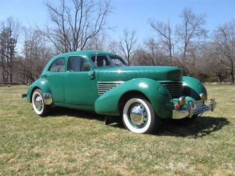 1936 Cord 810 for sale