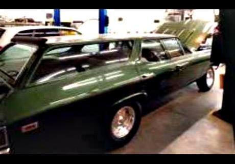 1969 Chevrolet Malibu Wagon For Sale Palo, Iowa