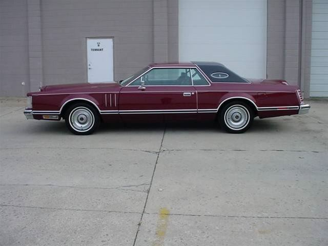 1979 Lincoln Continental Mark V For Sale Knoxville Tennessee