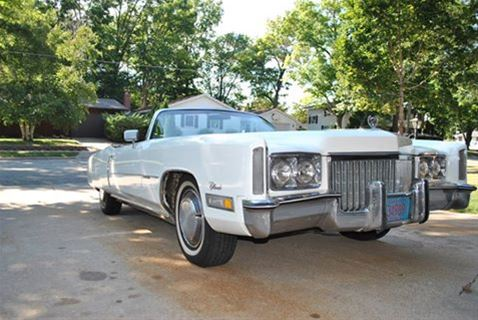 1972 Cadillac Eldorado for sale