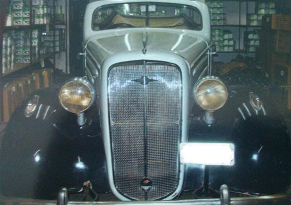 1935 Chevrolet Gran Imperial for sale