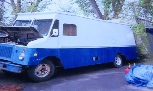 1972 Ford Bread Truck