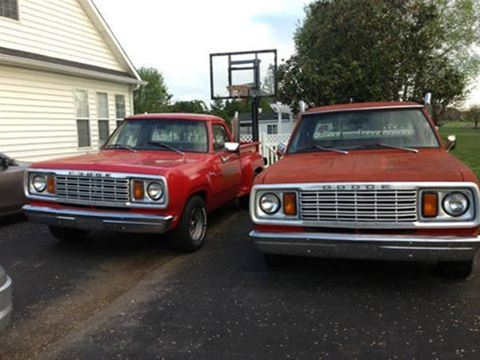 1978 dodge lil red express for sale bowling green kentucky. Black Bedroom Furniture Sets. Home Design Ideas