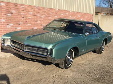 1967 buick riviera for sale west bloomfield michigan. Black Bedroom Furniture Sets. Home Design Ideas