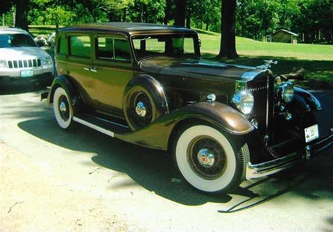 1933 Packard Model 603 for sale