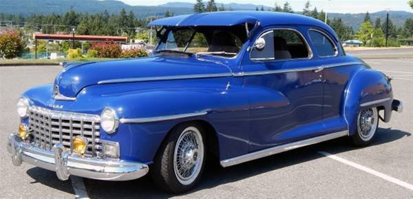1946 Dodge Coupe