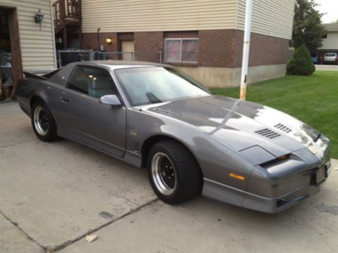 1988 Pontiac Firebird for sale