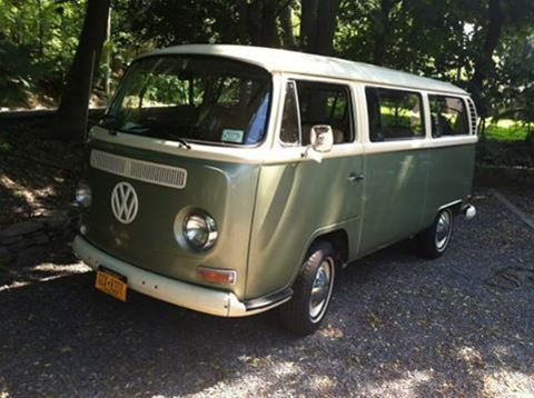 1970 Volkswagen Bus for sale